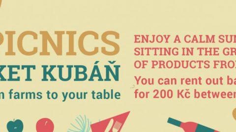 On Saturday, June 19, picnics in Kubáň start!