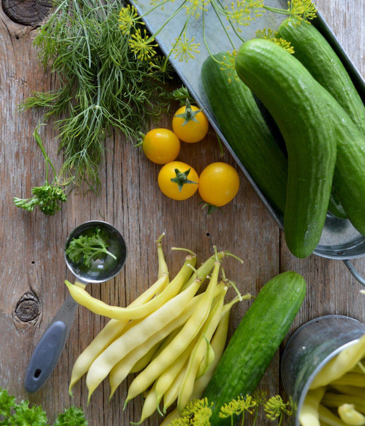 Saturday, July 17 at Kubáň – pickles and picnics!